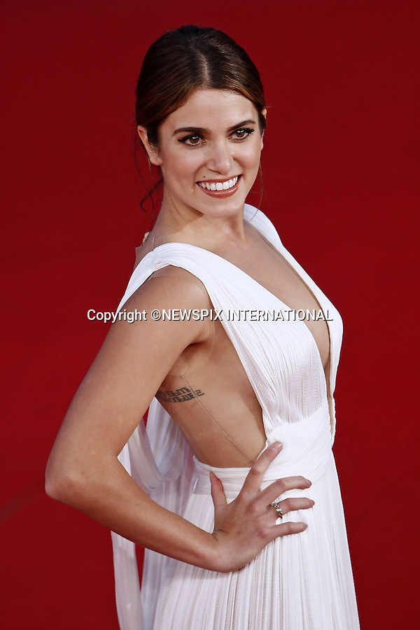 """NIKKI REED.attends the premiere of """"The Twilight Saga - Breaking Dawn Part 1"""" at the 6th Rome International Film Festival, Rome, Italy_30/10/2011.Mandatory Credit Photo: ©Matteo Ciambelli/NEWSPIX INTERNATIONAL..**ALL FEES PAYABLE TO: """"NEWSPIX INTERNATIONAL""""**..IMMEDIATE CONFIRMATION OF USAGE REQUIRED:.Newspix International, 31 Chinnery Hill, Bishop's Stortford, ENGLAND CM23 3PS.Tel:+441279 324672  ; Fax: +441279656877.Mobile:  07775681153.e-mail: info@newspixinternational.co.uk"""