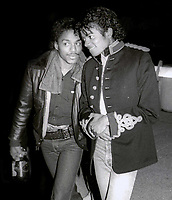 Michael Jackson and brother Undated<br /> Photo By John Barrett/PHOTOlink