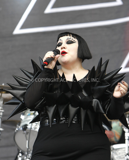 WWW.ACEPIXS.COM . . . . .  ..... . . . . US SALES ONLY . . . . .....July 2 2010, London....Beth Ditto of The Gossip at the Wireless Festival in Hyde Park on July 2 2010 in London ....Please byline: FAMOUS-ACE PICTURES... . . . .  ....Ace Pictures, Inc:  ..tel: (212) 243 8787 or (646) 769 0430..e-mail: info@acepixs.com..web: http://www.acepixs.com