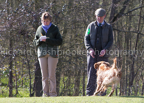 Toddington Manor / Herne Manor Farm Charity Working Test 1st April 2012