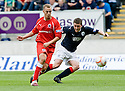 21/08/2010   Copyright  Pic : James Stewart.sct_jsp003_falkirk_v_stirling_alb  .:: GORDON SMITH GETS AWAY FROM TAM SCOBBIE  :: .James Stewart Photography 19 Carronlea Drive, Falkirk. FK2 8DN      Vat Reg No. 607 6932 25.Telephone      : +44 (0)1324 570291 .Mobile              : +44 (0)7721 416997.E-mail  :  jim@jspa.co.uk.If you require further information then contact Jim Stewart on any of the numbers above.........