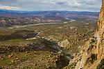 Dry puna, Abra Granada, Andes, northwestern Argentina