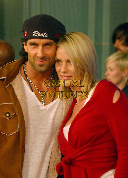 NICKLAS SODERBLOM & NICOLLETTE SHERIDAN.During the 2004 Grammy Jam Event Celebrating the Music of Earth, Wind & Fire held at the Wiltern LG Theatre, Los Angeles, California, USA, .December 11th 2004..portrait headshot Nicolette.**UK SALES ONLY**.Ref: ADM.www.capitalpictures.com.sales@capitalpictures.com.©Capital Pictures.