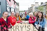 Seen Enjoying K Fest in Killorglin on Saturday<br /> L-R Sian Deegan, Saran O'Connor, Niamh Griffin, Eileen McGillicuddy, Liadh nÌ Mhuirbheartaigh & Ciara O'Connor.