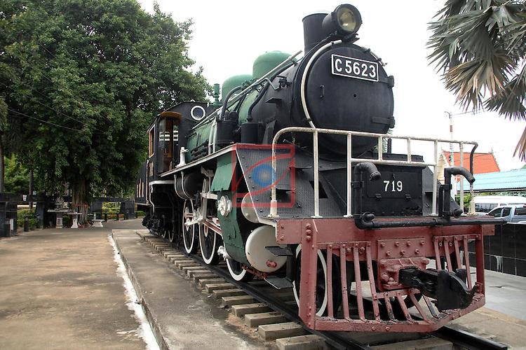 Thailand Tour.<br /> The Jeath War Museum-Kanchanaburi.