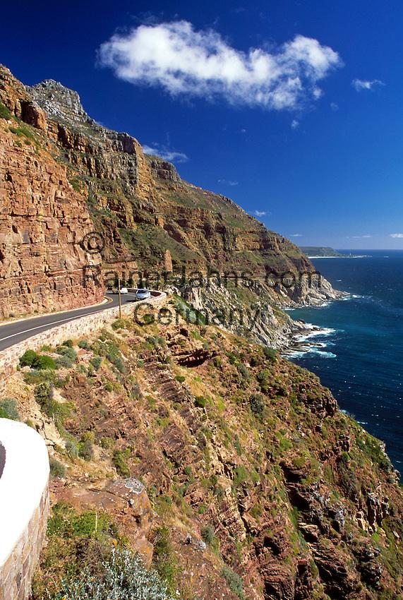 South Africa, Cape Town, Chapman's Peak Drive