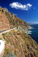 South Africa, Cape Town, Chapman's Peak Drive