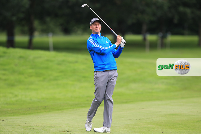 Tim Gornik (SLO) on the 8th fairway during Round 2 of the Tayto Northern Ireland Open in partnership with Ulster Bank at Galgorm Castle Golf Club, Ballymena Co. Antrim on Saturday 30th July 2016.<br /> Picture:  Golffile | Thos Caffrey<br /> <br /> All photos usage must carry mandatory copyright credit   (&copy; Golffile | Thos Caffrey)