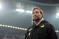 FUSSBALL   1. BUNDESLIGA  SAISON 2011/2012   13. Spieltag FC Bayern Muenchen - Borussia Dortmund        19.11.2011 Trainer Juergen Klopp (Borussia Dortmund)