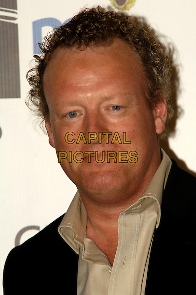 HOWARD GOODALL .Attends the 2010 Classical Brit Awards .nomination launch.held at The Mayfair Hotel  in London, England, UK, 12th April 2010..portrait headshot beige shirt black .CAP/CJ.©Chris Joseph/Capital Pictures.