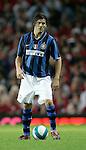 Inter Milan's Santiago Solari
