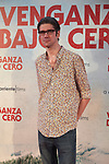 "Javier Botet, during Premiere Cold Pursuit ""Venganza Bajo Cero"" at Capitol Cinema on July 15, 2019 in Madrid, Spain.<br />  (ALTERPHOTOS/Yurena Paniagua)"