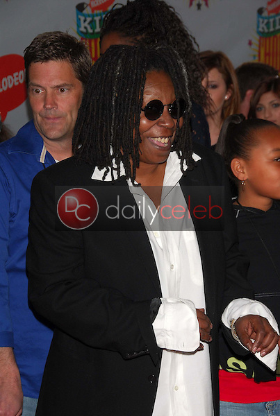 Whoopi Goldberg<br />at Nickelodeon's 19th Annual Kids' Choice Awards. Pauley Pavilion, Westwood, CA. 04-01-06<br />Dave Edwards/DailyCeleb.com 818-249-4998