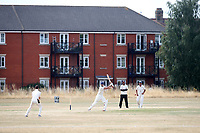General view during Shepherd Neame Essex League Cricket at Oakfield Playing Fields on 4th August 2018