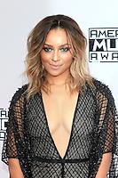 LOS ANGELES - NOV 20: Kat Graham at the 2016 American Music Awards at Microsoft Theater on November 20, 2016 in Los Angeles, California