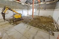 2016-09-26 Renovations Litchfield Hall WCSU | Progress 01