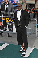 Terry Crews at the Los Angeles premiere of his movie &quot;Draft Day&quot; at the Regency Village Theatre, Westwood.<br /> April 7, 2014  Los Angeles, CA<br /> Picture: Paul Smith / Featureflash