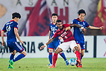 Guangzhou Evergrande FC (CHN) vs Suwon Samsung Bluewings (KOR) during the AFC Champions League 2017 Group G match at the Tianhe Stadium on 09 May 2017 in Guangzhou, China. Photo by Chris Wong / Power Sport Images
