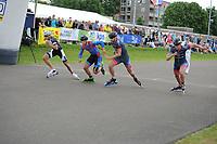 INLINE-SKATEN: WOLVEGA: 04-06-2017, NK Inline-skaten, ©Foto Martin de Jong