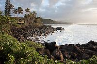 Waimea Point, North Shore, Oahu