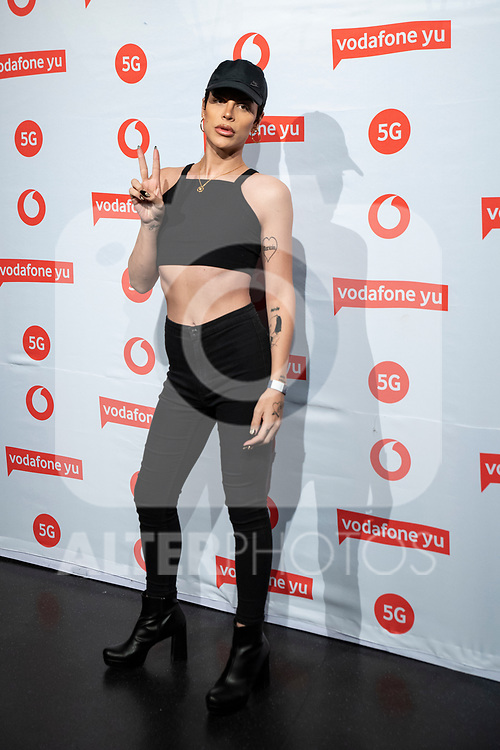 Jedet during the photocall of VODAFONE YU MUSIC SHOWS<br /> ESTOPA  in Concert. <br /> <br /> October 2, 2019. (ALTERPHOTOS/David Jar)