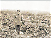 BNPS.co.uk (01202 558833)<br /> Pic: Pen&amp;Sword/BNPS<br /> <br /> A body found. A tin helmet can be seen on the ground.<br /> <br /> A poignant collection of images which were taken by a photographer who documented the graves of fallen soldiers on the Western Front have come to light in a new book.<br /> <br /> Ivan Bawtree was one of only three professional photographers assigned to the the Graves Registration Units to photograph and record the graves of fallen First World War soldiers on behalf of grieving relatives. <br /> <br /> His powerful photos of northern France and Flanders are a haunting reminder of the horrors of war and a fascinating insight into the early work of the Imperial War Graves Commission. <br /> <br /> Prior to the First World War, the casualties of war were generally buried in unmarked mass graves.