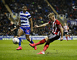 Ben Osborn of Sheffield Utd during the FA Cup match at the Madejski Stadium, Reading. Picture date: 3rd March 2020. Picture credit should read: Simon Bellis/Sportimage