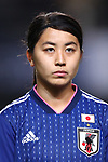 Ayumi Oya (JPN), <br /> DECEMBER 11, 2017 - Football / Soccer : <br /> EAFF E-1 Football Championship 2017 Women's Final match <br /> between Japan 1-0 China <br /> at Fukuda Denshi Arena in Chiba, Japan. <br /> (Photo by Naoki Nishimura/AFLO SPORT)