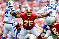 NFL: Indianapolis Colts at Washington Redskins