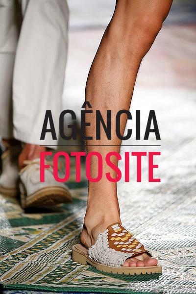 MIlao, Italia &ndash; 06/2014 - Desfile de Missoni durante a Semana de moda masculina de Milao - Verao 2015. <br /> Foto: FOTOSITE