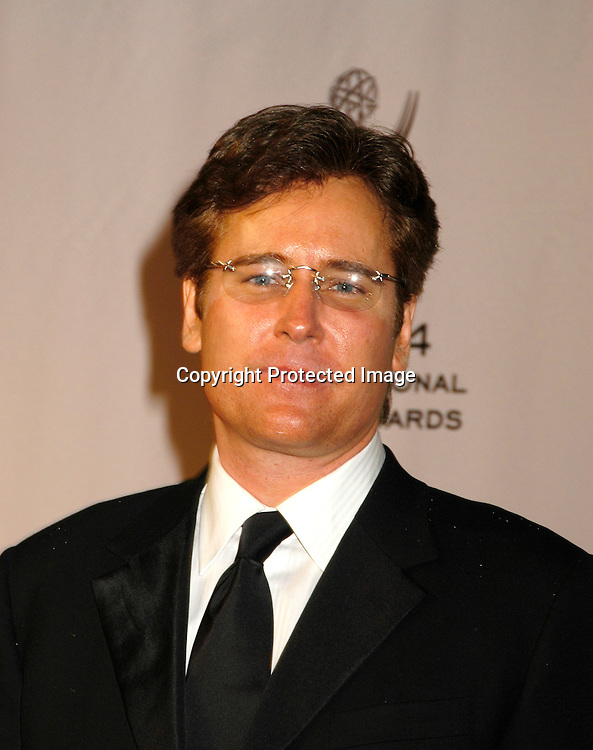 Michael E Knight                                           ..at The 32nd International Emmy Awards on November 22, 2004 ..at The New York Hilton. ..Photo by Robin Platzer, Twin Images
