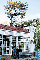 Merritt's Store and Grill in Chapel Hill, NC.