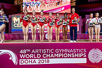 2018 Worlds Doha