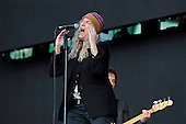 PATTI SMITH - performing live at the Barclaycard British Summer Time in Hyde Park London UK - 01 Jul 2016.  Photo credit: Zaine Lewis/IconicPix