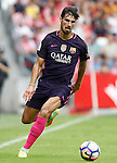 FC Barcelona's Andre Gomes during La Liga match. September 24,2016. (ALTERPHOTOS/Acero)