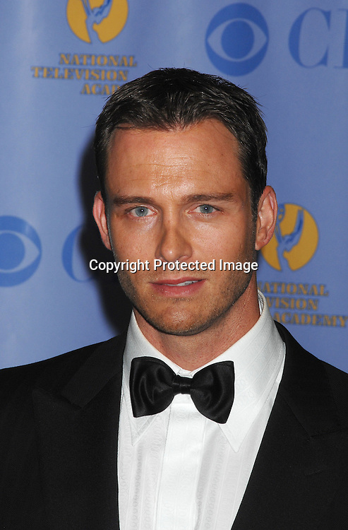 Eric Martsolf..posing for photographers in the Press Room at The 34th Annual Daytime Emmy Awards on June 15,2007 at The ..Kodak Theatre in Hollywood, California. ..Robin Platzer, Twin Images......212-935-0770