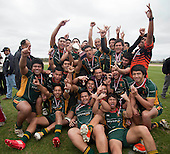 110806 Counties Manukau 1st XV Final - Wesley College v Manurewa High School