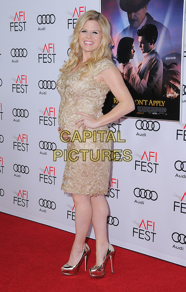 10 November 2016 - Hollywood, California. Megan Hilty. AFI FEST 2016 - Opening Night Premiere Of &quot;Rules Don't Apply&quot; held at TCL Chinese Theater.  <br /> CAP/ADM/BT<br /> &copy;BT/ADM/Capital Pictures