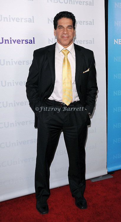 Lou Ferrigno arriving at the NBCUniversal Press Tour All Star Party 2012, held at The Athenaeum in Pasadena, CA. January 6, 2012