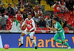 La Equidad venció 0-1 a Independiente Santa Fe. Fecha 16 Liga Águila II-2018.