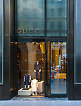 NEW YORK - NOVEMBER 18:  Gucci Kids Store Interior and Exterior November 18, 2011 in New York City.  (Photo by Donald Bowers)