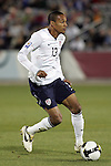 19 November 2008: Ricardo Clark (Houston Dynamo)(13) of the USA.  The United States Men's National Team defeated the visiting Guatemala Men's National Team 2-0 at Dick's Sporting Goods Park in Commerce City, Colorado in a CONCACAF semifinal round FIFA 2010 South Africa World Cup Qualifier.