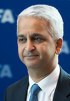 Zurigo 14-10-2016  Football FIFA - Council meeting; FIFA   member and President of United States Soccer Federation Sunil Gulati (USA) at the FIFA headquarters in Zurich<br />  Foto Steffen Schmidt/freshfocus/Insidefoto ITALY ONLY