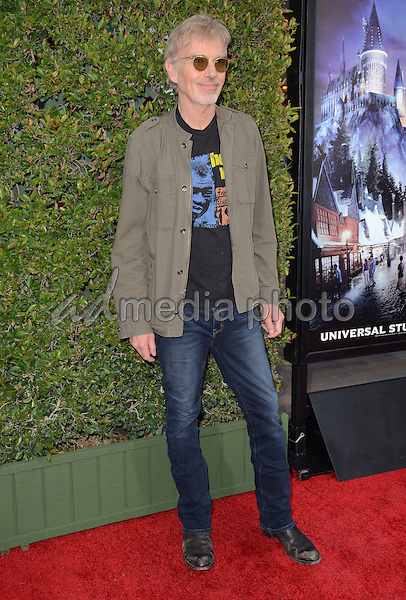 "05 April 2016 - Universal City, California - Billy Bob Thornton. Arrivals for Universal Studios' ""Wizarding World of Harry Potter Opening"" held at Universal Studios Hollywood. Photo Credit: Birdie Thompson/AdMedia"