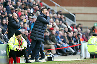 O's Justin Edinburgh during Leyton Orient vs Maidenhead United, Vanarama National League Football at The Breyer Group Stadium on 16th February 2019