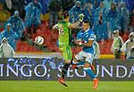 Millonarios igualó como local 0-0 ante Tigres. Fecha 18 Liga Águila II-2017.