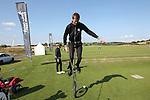 ISPS Handa Wales Open<br /> Trick shot show<br /> Celtic Manor Resort<br /> 21.09.14<br /> ©Steve Pope-SPORTINGWALES