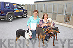 Danielle Coppack and Ilse Sas are setting up the Pet Dog Club teaching obedience and Agility to all breads of dogs in the Abbeyfeale, Listowel, Tralee and Killarney areas.