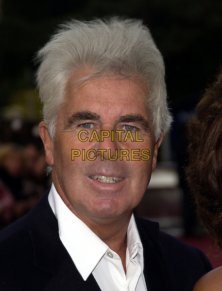 "MAX CLIFFORD.ITV's ""The Celebrity Awards"".London 26 Setember 2004..portrait hedshot.www.capitalpictures.com.sales@capitalpictures.com.©Capital Pictures"