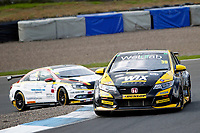 Round 8 of the 2018 British Touring Car Championship.  #39 Brett Smith. Wix Racing with Eurotech. Honda Civic Type R.